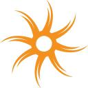 The Plaza Suites logo icon