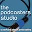 The Podcasters' Studio logo icon