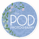 The Pod Photography logo icon