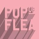 Pop Up Flea logo icon