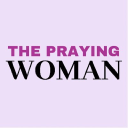 The Praying Woman logo icon