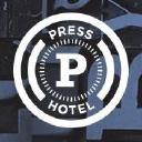 The Press Hotel logo icon