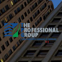 The Professional Group logo icon