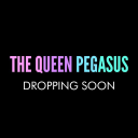The Queen Pegasus logo icon
