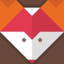 THE QUICK BROWN FOX logo