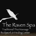 The Raven Spa logo icon