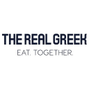 The Real Greek logo icon