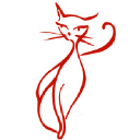The Refined Feline logo icon