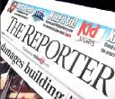 The Reporter logo icon