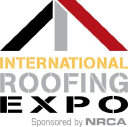Int'l Roofing Expo logo icon