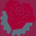 The Rose Corporation logo icon