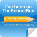 The School Run logo icon