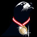 The Seal logo icon