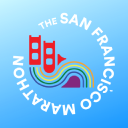 The San Francisco Marathon logo icon