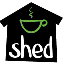 Shed Cafe Menu Fresh logo icon
