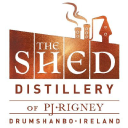 The Shed Distillery logo icon