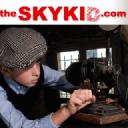 The Sky Kid logo icon