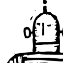 The Social Robot logo icon