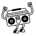 Soundboard Facebook logo icon