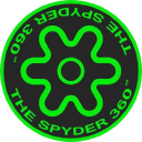 The Spyder360 logo icon