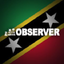 The St Kitts Nevis Observer logo icon