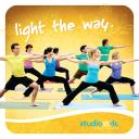 The Studio Dc Yoga Centers logo icon