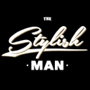 The Stylish Man logo icon