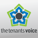 The Tenants Voice logo icon