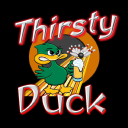 The Thirsty Duck logo icon