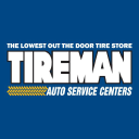 Tire Inflation logo icon