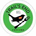 Trail's End Cafe logo icon