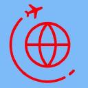 The Travel Bra logo icon