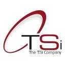 The TSi Company logo