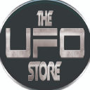 The UFO Store logo