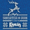 The Ugly Sweater Run logo icon