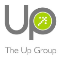 The Up Group logo icon
