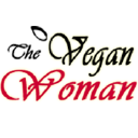 The Vegan Woman logo icon