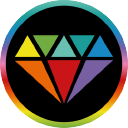The Vinyl Spectrum logo icon