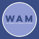 The Women's Alzheimer's Movement logo icon