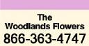 The Woodlands Flowers logo