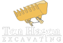 Ten Hagen Excavating Inc Logo