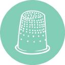 Thimblepress logo icon