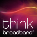 Thinkbroadband logo icon