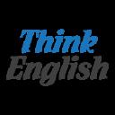 Think in English Logo