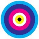Kaleidoscope logo icon