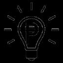 thinkpesos.com logo icon
