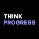 Think Progress logo icon