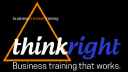 Think Right logo icon