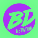 Bd Network logo icon