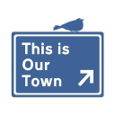 This Is Our Town logo icon